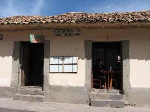 Kukuly Bibliocafe Cuzco Peru