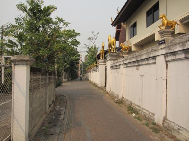 Chiang Mai soi