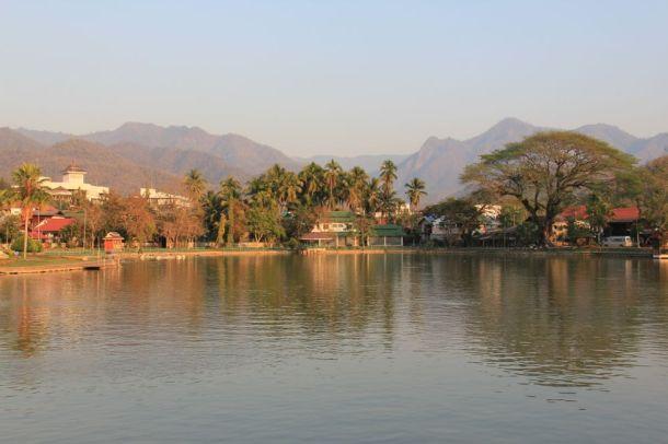 Nong Jong Kham (Lake), Mae Hong Son