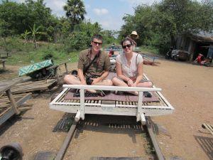 nory bamboo train