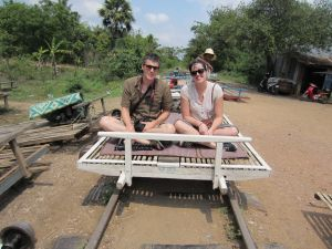 nory bamboo train