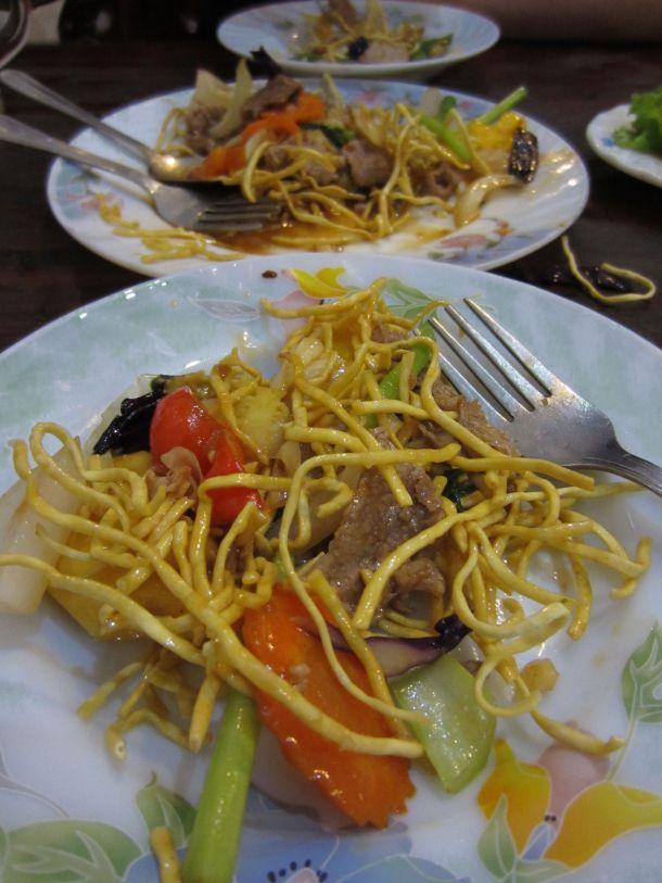 Battambang, Cambodia food