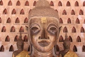 Wat sisaket Laos buddha
