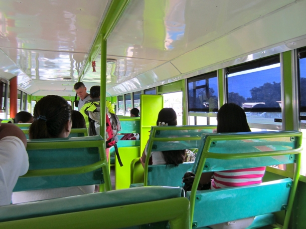 Bus Palawan Philippines