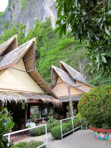 cliffside cottages accommodation el nido palawan philippines