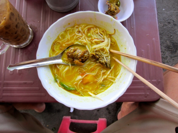 Vietnam lunch breakfast dinner