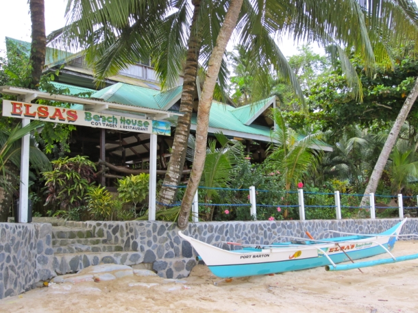 Port Barton Accommodation Palawan Philippines