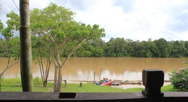 Osman's Homestay Sukau Borneo Malaysia