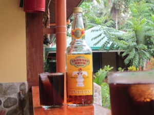 Filipino rum and coke port barton palawan