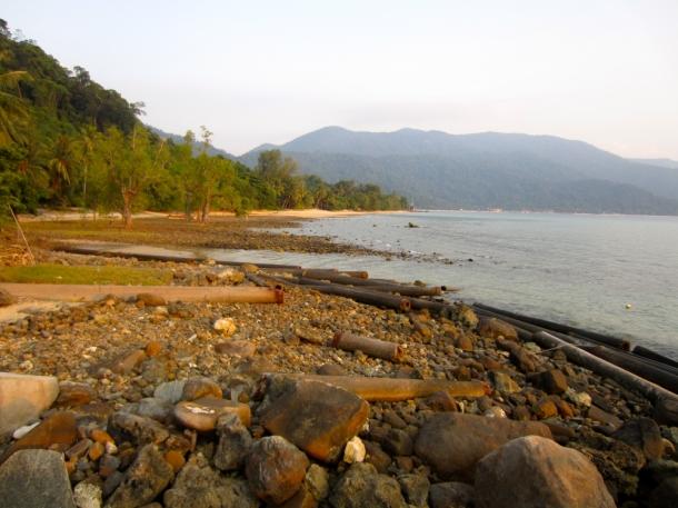 Air Batang, Pulau Tioman, Malaysia