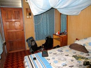 Inside a cabin at YP Chalets, Pulau Tioman, Malaysia