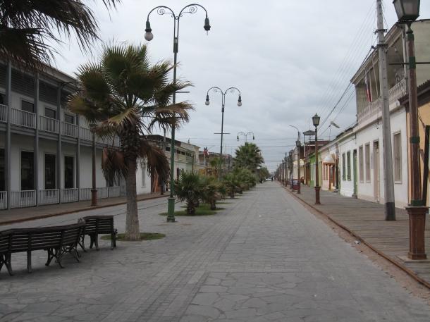 Downtown Iquique, Chile