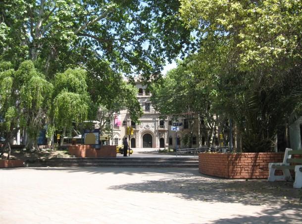 Plaza San Martin
