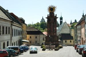 Banska Stiavnica central Slovakia