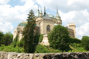 Bojnice castle Bojnický zámok Slovakia