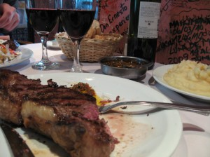 Don Ernesto steak!