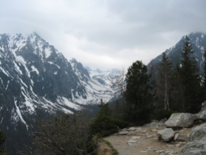 High Tatras Vysoké Tatry Slovakia