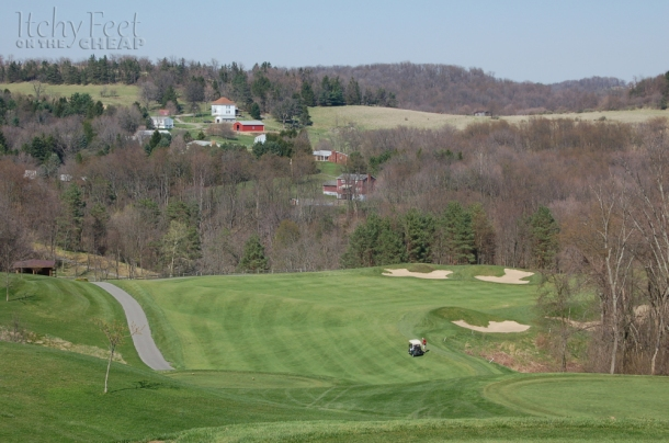 West Virginia Golf Course Wheeling Oglebay